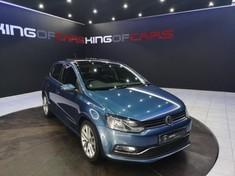 2015 Volkswagen Polo 1.2 TSI Highline DSG (81KW) Gauteng