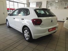 2020 Volkswagen Polo 1.0 TSI Trendline Free State Bloemfontein_4