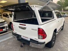 2016 Toyota Hilux 2.8 GD-6 Raider 4X4 Double Cab Bakkie Auto North West Province Rustenburg_3