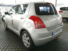 2011 Suzuki Swift 1.4 GLS Gauteng Johannesburg_4