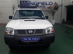 2020 Nissan NP300 2.5 TDi LWB Single-Cab Western Cape