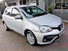 2018 Toyota Etios 1.5 Xs 5dr  Gauteng