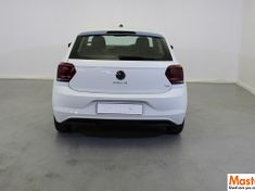 2021 Volkswagen Polo 1.0 TSI Comfortline Western Cape Bellville_2