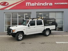 2018 Toyota Land Cruiser 79 4.5D Double cab Bakkie North West Province
