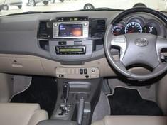 2012 Toyota Fortuner 4.0 V6 Heritage Rb At  Western Cape Stellenbosch_3
