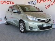 2012 Toyota Yaris 1.3 Xs 5dr  Western Cape