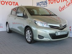 2012 Toyota Yaris 1.3 Xs 5dr  Western Cape Brackenfell_0