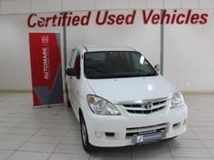 2011 Toyota Avanza 1.3 F/c P/v  Western Cape