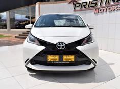 2016 Toyota Aygo 1.0 Fresh 5dr  Gauteng De Deur_3