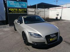 2007 Audi TT 2.0t Fsi Coupe  Western Cape