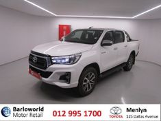 2019 Toyota Hilux 2.8 GD-6 Raised Body Raider Double-Cab Gauteng