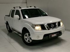 2010 Nissan Navara 2.5 Dci P/u D/c  Gauteng
