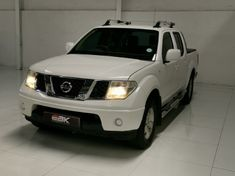 2010 Nissan Navara 2.5 Dci Pu Dc  Gauteng Johannesburg_2