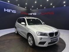 2013 BMW X3 Xdrive20d  M-sport A/t  Gauteng