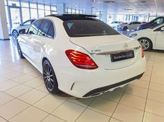 2018 Mercedes-Benz C-Class C180 Edition-C Auto Western Cape Cape Town_2