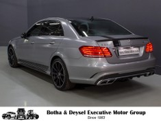 2015 Mercedes-Benz E-Class E 63 AMG S Gauteng Vereeniging_2