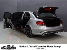2015 Mercedes-Benz E-Class E 63 AMG S Gauteng Vereeniging_3