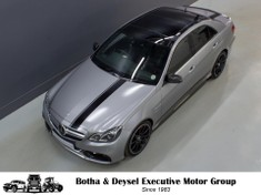 2015 Mercedes-Benz E-Class E 63 AMG S Gauteng Vereeniging_4