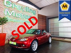 2007 Mazda MX-5 Roadster Coupe  Gauteng