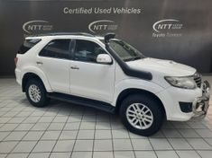 2011 Toyota Fortuner 3.0d-4d 4x4 A/t  Limpopo