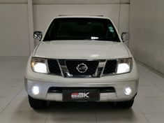 2010 Nissan Navara 2.5 Dci Xe Kcab 4x4 Pu Sc  Gauteng Johannesburg_1