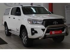 2018 Toyota Hilux 2.8 GD-6 Raider 4x4 Double Cab Bakkie Mpumalanga Barberton_0