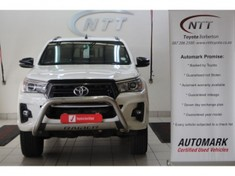 2018 Toyota Hilux 2.8 GD-6 Raider 4x4 Double Cab Bakkie Mpumalanga Barberton_2