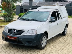 2017 Nissan NP200 1.6  A/c Safety Pack P/u S/c  North West Province