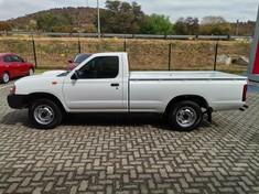 2021 Nissan NP300 2.5TDi HI-RIDER Single Cab Bakkie North West Province Rustenburg_2