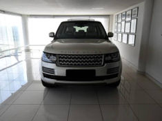 2013 Land Rover Range Rover 5.0 V8 Sc Vogue Se  Gauteng Centurion_2