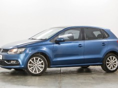 2016 Volkswagen Polo 1.2 TSI Highline DSG (81KW) North West Province
