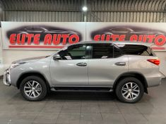 2017 Toyota Fortuner 2.8GD-6 4X4 Auto Gauteng Vereeniging_1