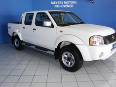 2016 Nissan NP300 2.4i 4X4 Double Cab Bakkie Eastern Cape