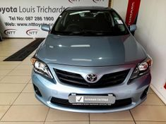 2014 Toyota Corolla Quest 1.6 Plus Limpopo Louis Trichardt_0