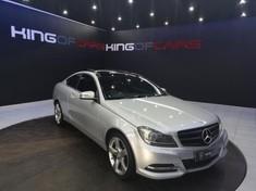 2013 Mercedes-Benz C-Class C250 Cdi Be Coupe A/t  Gauteng