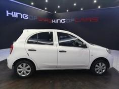 2013 Nissan Micra 1.2 Visia 5dr d82  Gauteng Boksburg_2
