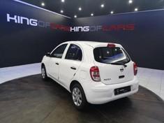 2013 Nissan Micra 1.2 Visia 5dr d82  Gauteng Boksburg_3