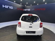 2013 Nissan Micra 1.2 Visia 5dr d82  Gauteng Boksburg_4