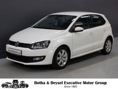 2013 Volkswagen Polo 1.2 Tdi Bluemotion 5dr  Gauteng Vereeniging_0