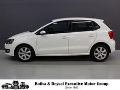 2013 Volkswagen Polo 1.2 Tdi Bluemotion 5dr  Gauteng Vereeniging_1