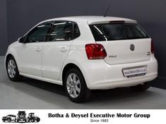 2013 Volkswagen Polo 1.2 Tdi Bluemotion 5dr  Gauteng Vereeniging_2