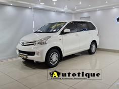 2014 Toyota Avanza 1.5 Sx  Kwazulu Natal