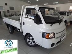 2021 JAC X200 S 2.8 TD 1.5TON S/C D/S North West Province