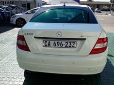 2008 Mercedes-Benz C-Class C200k Classic At  Western Cape Cape Town_4