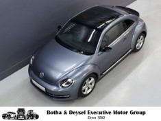 2013 Volkswagen Beetle 1.4 Tsi Sport Dsg  Gauteng Vereeniging_4