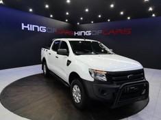2015 Ford Ranger 2.2tdci Xl Pu Dc  Gauteng Boksburg_0