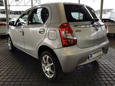 2014 Toyota Etios 1.5 Xs 5dr  Gauteng Johannesburg_4