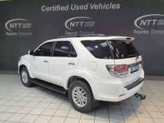 2011 Toyota Fortuner 3.0d-4d Rb  Limpopo Tzaneen_3