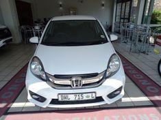 2018 Honda Brio 1.2 Comfort Limpopo Hoedspruit_1