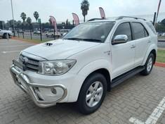 2011 Toyota Fortuner 3.0d-4d 4x4 A/t  Gauteng